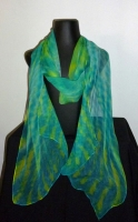 Tissue Silk Scarf
